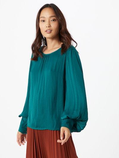 InWear Bluse in grün: Frontalansicht