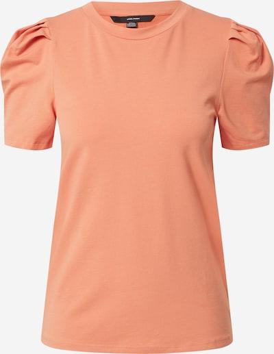 VERO MODA Tričko 'SUSSI' - oranžová: Pohled zepředu