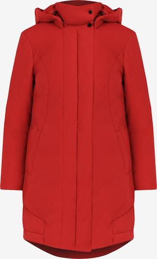Finn Flare Mantel in rot, Produktansicht