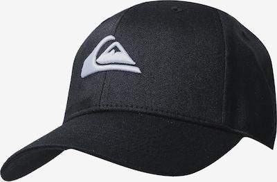 QUIKSILVER Chapeau en noir / blanc, Vue avec produit
