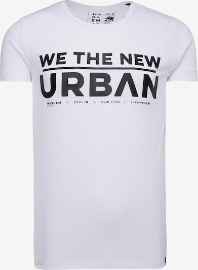 Harlem Soul T-Shirt 'Bel-Fast' in weiß, Produktansicht
