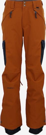 O'NEILL Spodnie outdoor 'Hybrid Friday' w kolorze ciemnopomarańczowy / czarnym, Podgląd produktu