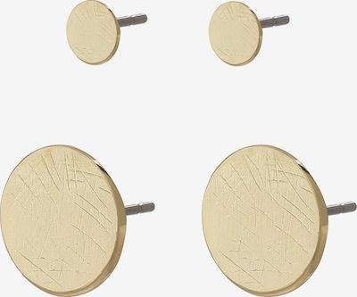 Pilgrim Boucles d'oreilles 'Jacy' en or, Vue avec produit