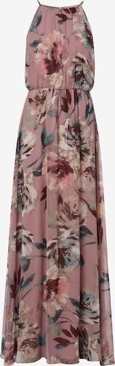 Marie Lund Abendkleid in mischfarben / altrosa, Produktansicht