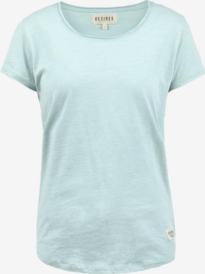 Desires T-Shirt 'Lydi' in hellblau, Produktansicht