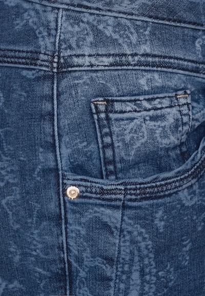 CECIL Denim Charlize mit Paisley in blau, Produktansicht