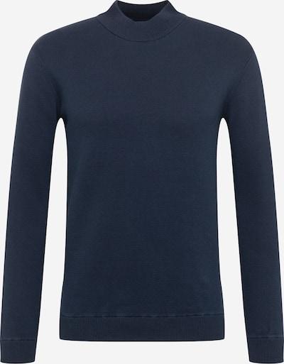 minimum Shirt 'Waters' in dunkelblau, Produktansicht