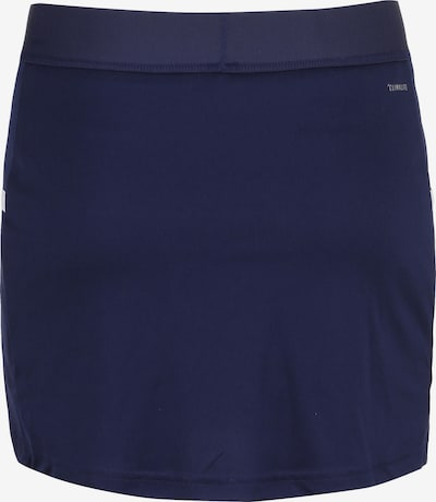 ADIDAS PERFORMANCE Sportrok in de kleur Nachtblauw / Wit, Productweergave