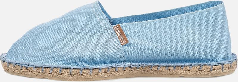 Espadrij l´originale Slip Ons Textil Bequem, gut aussehend