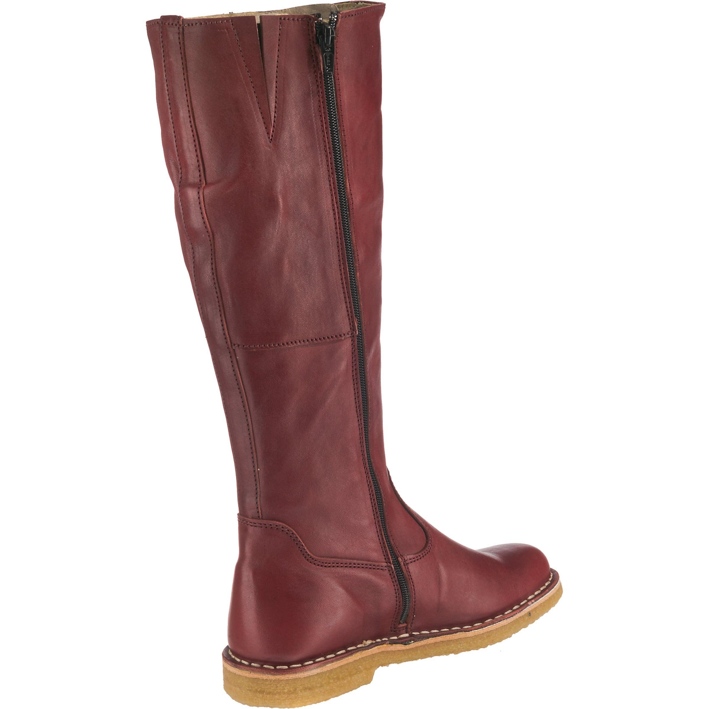 In 'josephine' Rot Stiefel Rot In Grünbein Grünbein 'josephine' Stiefel 3Sc45RLqAj