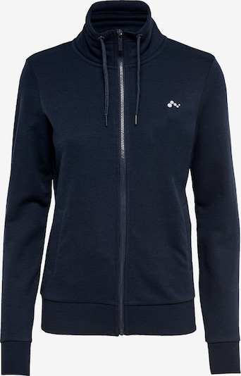 ONLY PLAY Sweatjacke in navy, Produktansicht