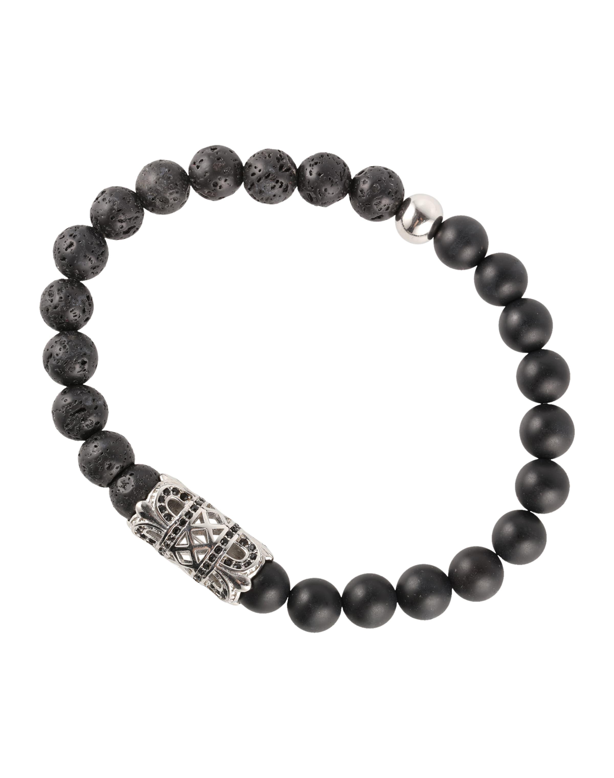 ROYAL-EGO Kugelarmband 'Bead Lava' Rabatt Verkauf Online OTetqph