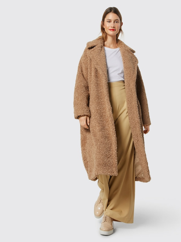 Wintermantel Fake Camel Fur' In Herrlicher 'tabby c3K1JTlF