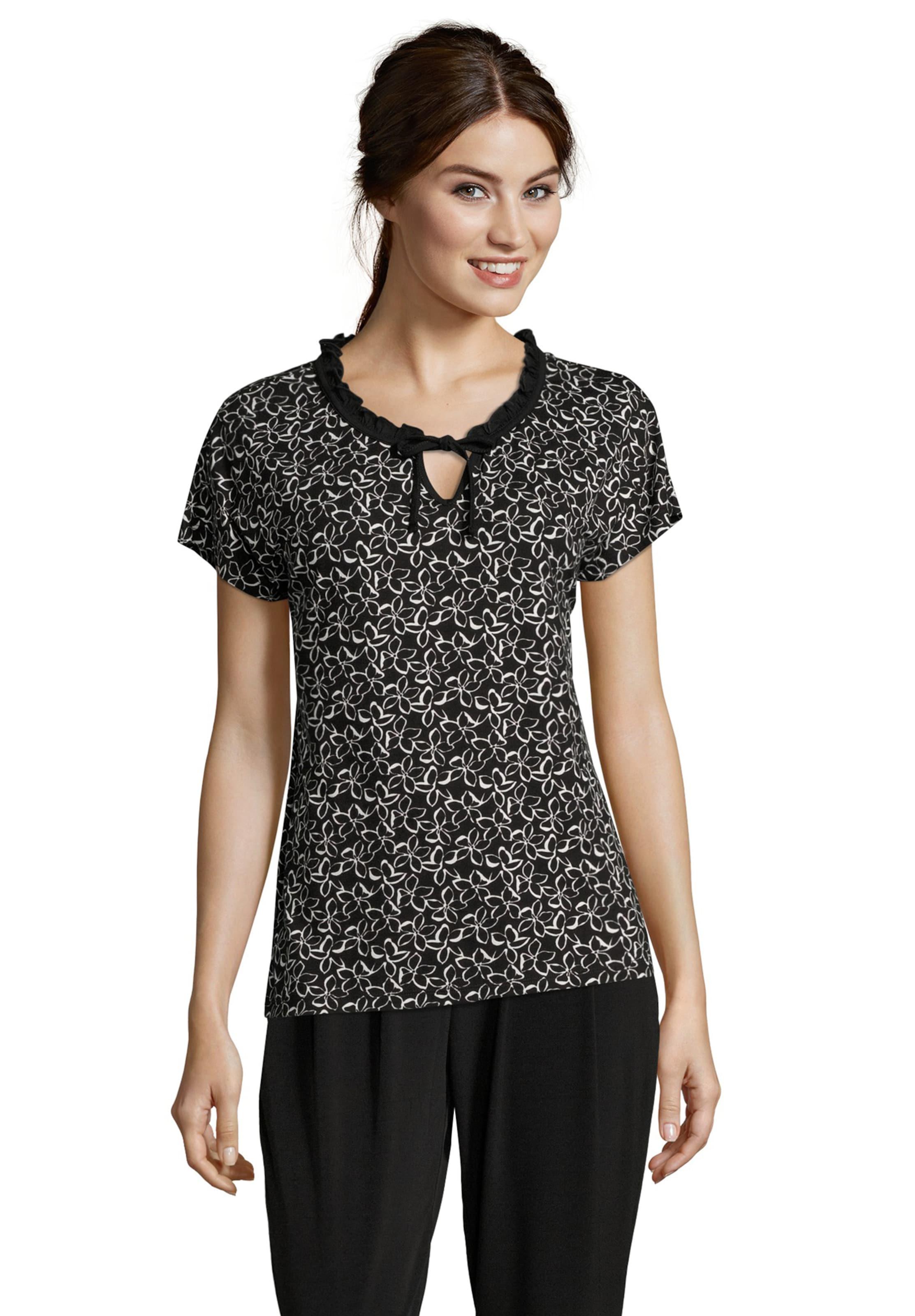 SchwarzWeiß Barclay Betty Shirt In Betty tsQrdChx