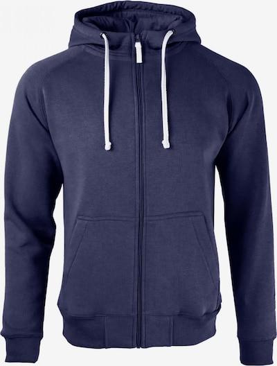 BRDS Sweatjacke  'SAMMY' in blau, Produktansicht