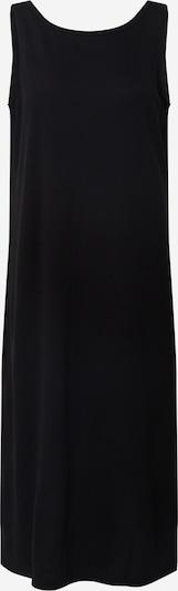 ONLY Letní šaty 'ONLSANDY' - černá: Pohled zepředu