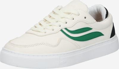 GENESIS Sneaker 'G-Soley' in grün / schwarz / weiß, Produktansicht