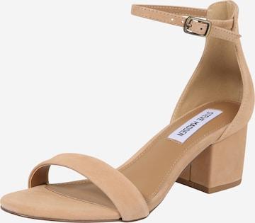 STEVE MADDEN Sandalette  'IRENEE' in Beige