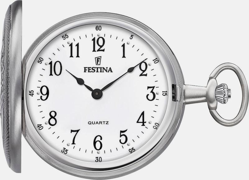FESTINA Festina Taschenuhr 'F2025/1' (Set, 2 tlg.)