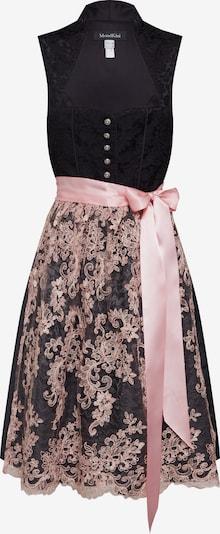 MONDKINI Dirndl 'Dirndl Sophia' in de kleur Zwart, Productweergave