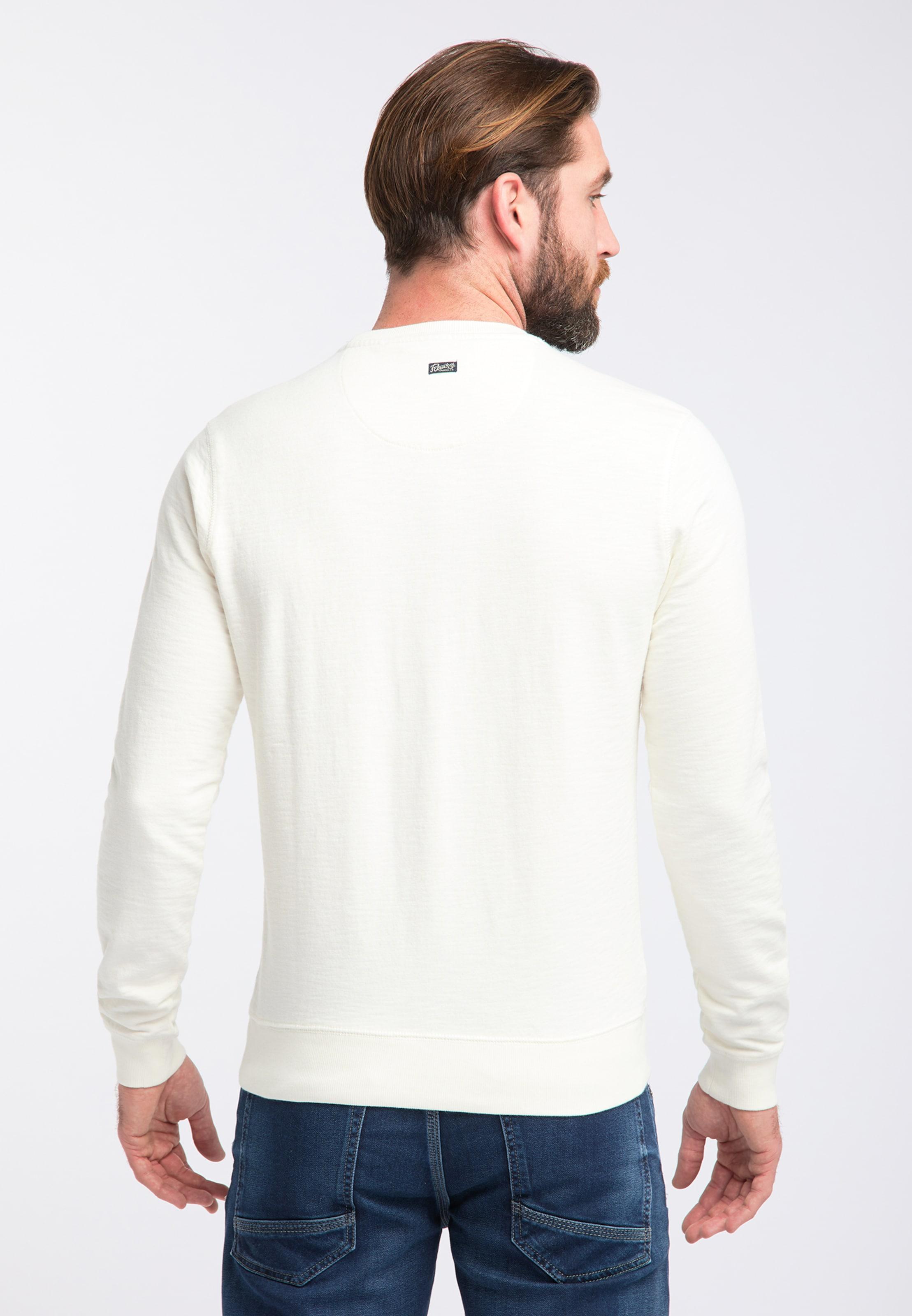 Sweater In Industries Petrol Petrol BlauWeiß xoBreWQdC