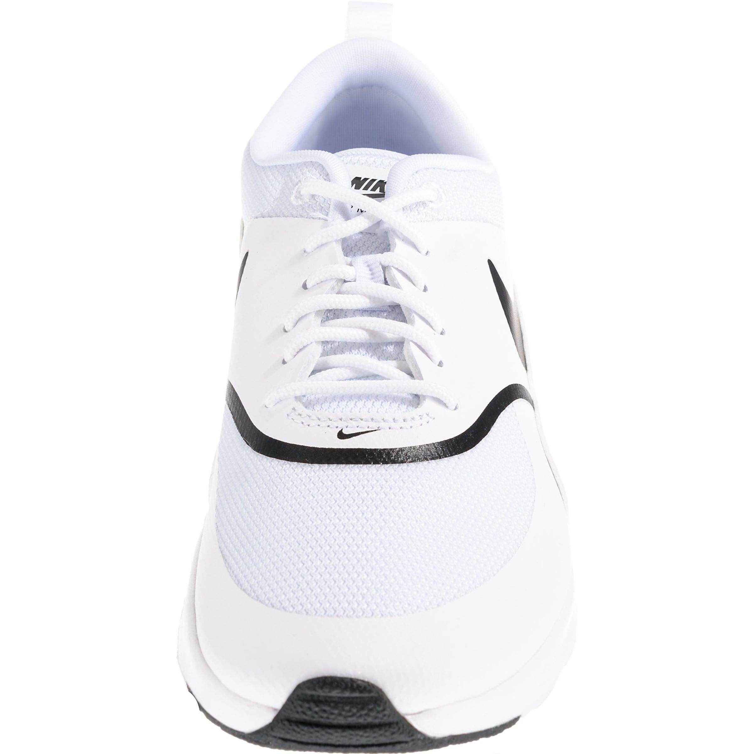 Blanc Nike Thea' Sportswear Bleu Baskets Basses Max 'air En ClairNoir ED2H9I