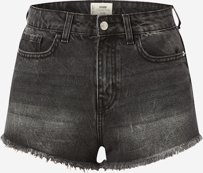 Tally Weijl Hose in black denim, Produktansicht