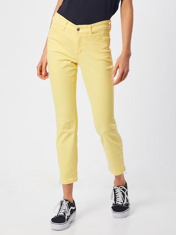 MAC Jeans 'Dream Chic' in Geel