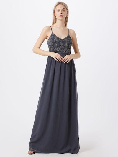 ABOUT YOU Kleid 'Layla' in grau / graphit, Modelansicht
