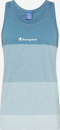 Champion Authentic Athletic Apparel Särk sinine / suitsusinine / helesinine, Tootevaade