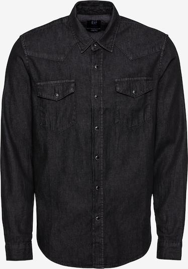 GAP Košile 'WESTERN SHIRT BLACK' - černá džínovina, Produkt