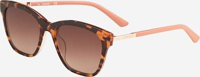 Calvin Klein Saulesbrilles 'CK19524S' bēšs / brūns / caurspīdīgs, Preces skats