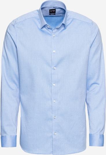 OLYMP Koszula biznesowa 'Level 5 Uni Twill' w kolorze niebieskim, Podgląd produktu