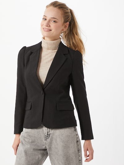 Sacou 'Janet-Lana' ONLY pe negru, Vizualizare model