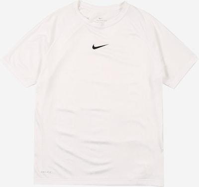 Tricou funcțional 'Nike Dri-FIT' NIKE pe alb, Vizualizare produs