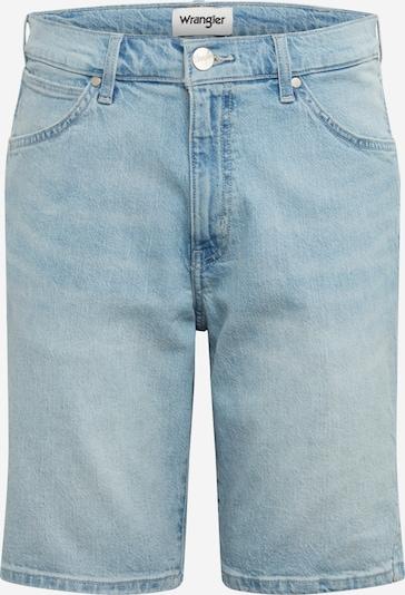 WRANGLER Jeansshorts in hellblau, Produktansicht