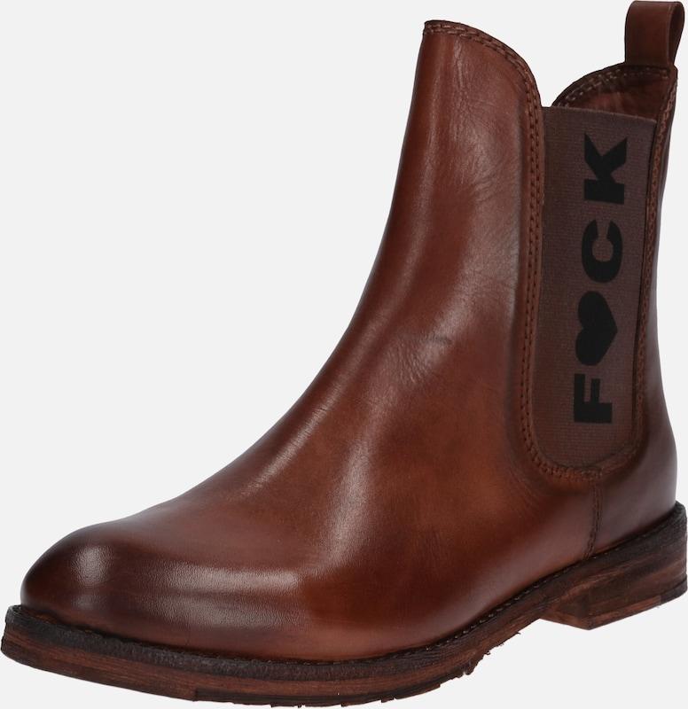Hayo Chelsea Châtaigne Crickit En Thomas Marron Boots 'houston' For c1FJTlK