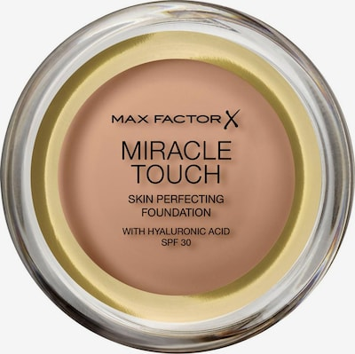 MAX FACTOR Foundation 'Miracle Touch' in bronze, Produktansicht