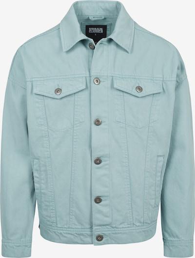 Urban Classics Light Jacket in hellblau: Frontalansicht