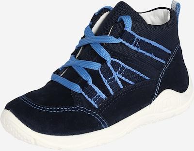 SUPERFIT Schuhe 'UNIVERSE' in hellblau / dunkelblau, Produktansicht