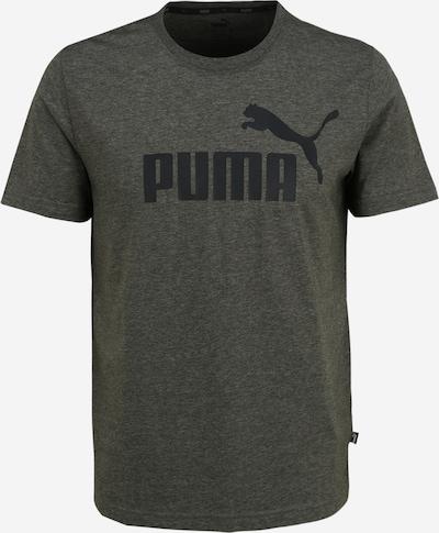 PUMA Funkcionalna majica 'Heather' | temno zelena / črna barva, Prikaz izdelka