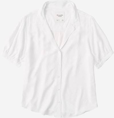 Abercrombie & Fitch Shirt in weiß, Produktansicht
