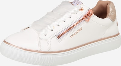 Dockers by Gerli Sneakers low in Rose / White, Item view