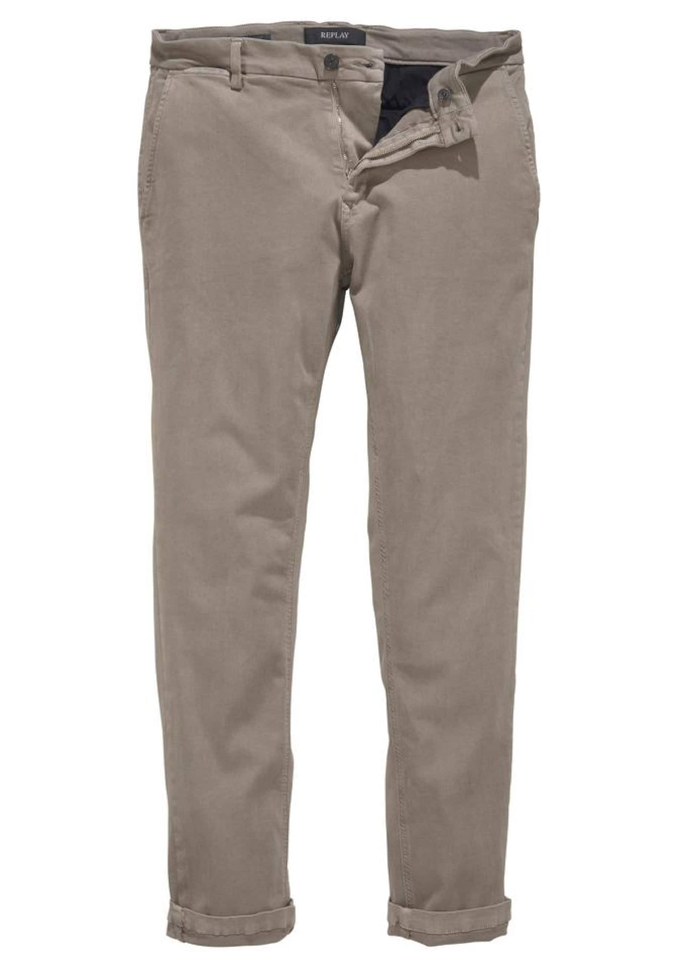 Chinohose Replay In Beige Replay In Replay Chinohose Beige Chinohose In Beige Chinohose Replay In D29EHWIeY