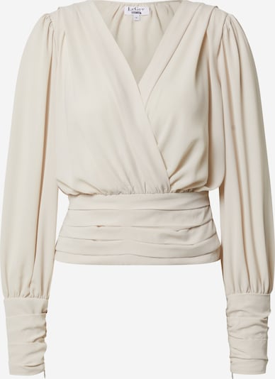 LeGer by Lena Gercke Blouse 'Alicia' in de kleur Beige, Productweergave