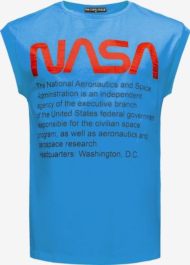 Redbridge Tanktop 'Washington NASA' in blau, Produktansicht
