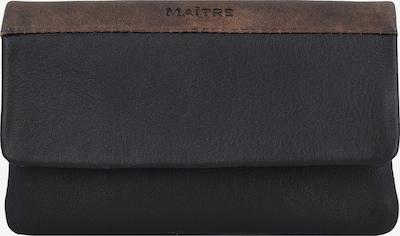 Maître Sleutelhanger in de kleur Bruin / Zwart, Productweergave