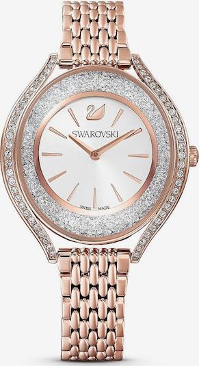 Swarovski Zegarek analogowy w kolorze różowe złotom, Podgląd produktu