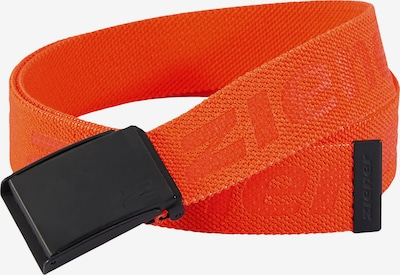 ZIENER Sports Belt 'Jerke' in Dark orange, Item view