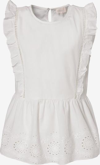 KIDS ONLY Blusentop 'KONSIF' in weiß, Produktansicht
